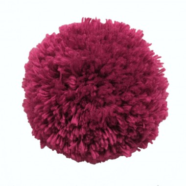 Pompon DOUBLE PINK