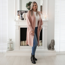 SWETER ALPAKA DIRTY PINK