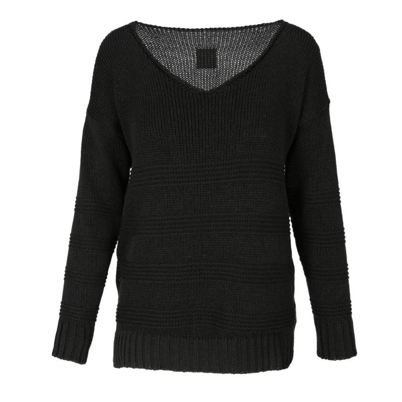 bawełniak czarny