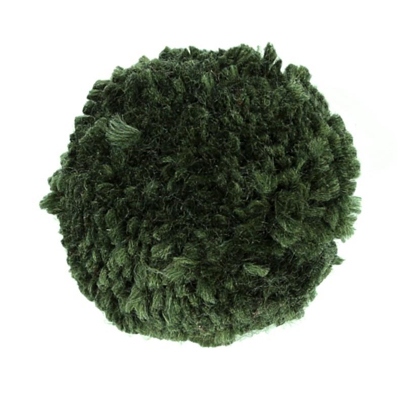 Pompon HAKI GREEN