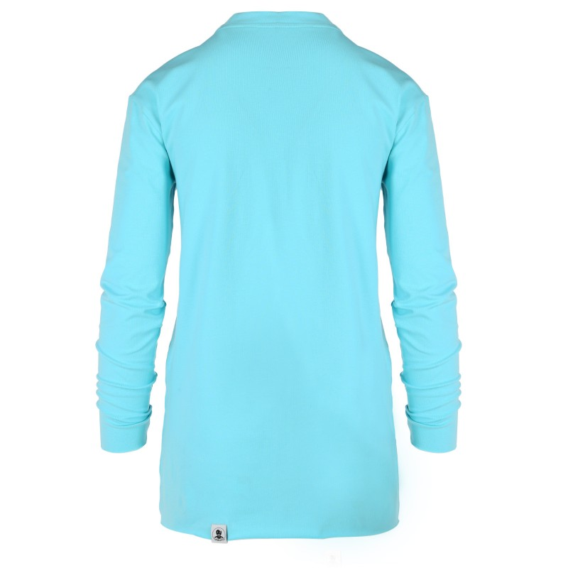 BASIC LONGSLEEVE TIFFANY BLUE